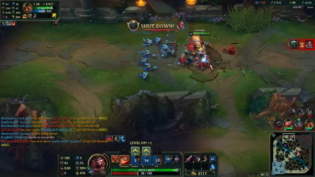 Watch this GIF by Overwolf (@overwolf) on Gfycat. Discover more Death, Gaming, Gnar, League of Legends, Overwolf, Win GIFs on Gfycat