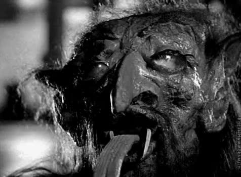 Watch El baron del terror . 1962 .imdb GIF on Gfycat. Discover more El barón del terror, FamousMonstersofFilmland, MST3K, Mexican horror, Mexican monster, The Brainiac, classic horror, creepy, gross, internationalhausofhorrors, rhetthammersmith, tongue, vintage horror GIFs on Gfycat