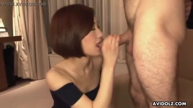 japanese MILF Oral-job