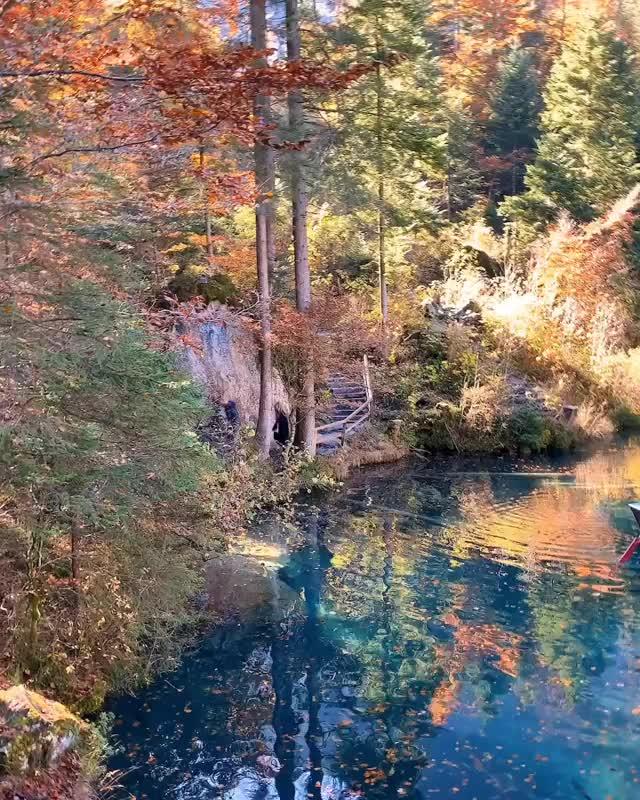 Watch and share Switzerland GIFs and Nature GIFs by jakunai on Gfycat