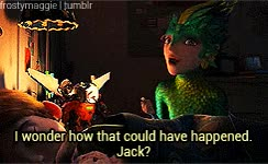 Watch my gif jack frost rise of the guardians tooth fairy rotg toothiana GIF on Gfycat. Discover more related GIFs on Gfycat