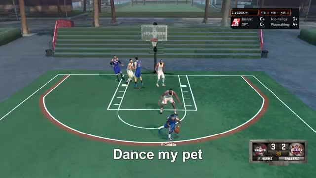 Watch ANKLEZ GIF by Gamer DVR (@xboxdvr) on Gfycat. Discover more BigHomieNamoo, NBA2K16, xbox, xbox dvr, xbox one GIFs on Gfycat