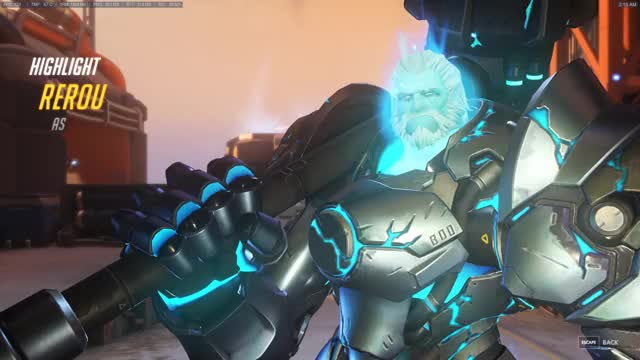 Watch and share Overwatch GIFs by rerou_ on Gfycat