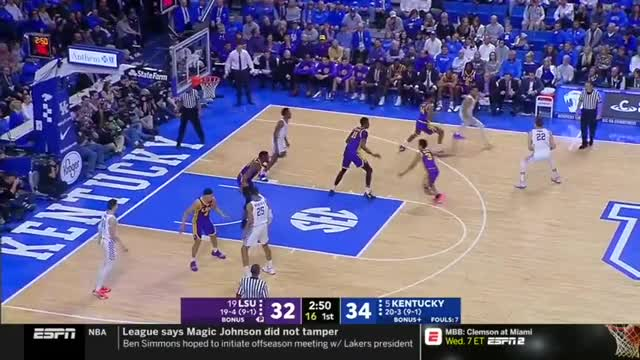 Watch and share Los Angeles Lakers GIFs and Orlando Magic GIFs by gyrateplus on Gfycat