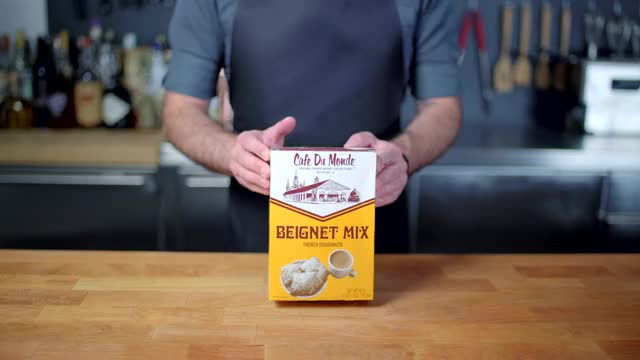Watch and share Binging With Babish GIFs and Cooking Beignets GIFs on Gfycat