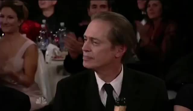 Watch and share Golden Globes GIFs and Steve Buscemi GIFs on Gfycat