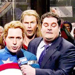Watch and share Saturday Night Live GIFs and Chris Hemsworth GIFs on Gfycat