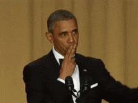 barack obama, mic drop, obama, shutdown GIFs