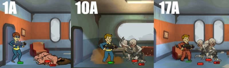 falloutshelter, foshelter, What would you say is the best outfits for quests? (reddit) GIFs