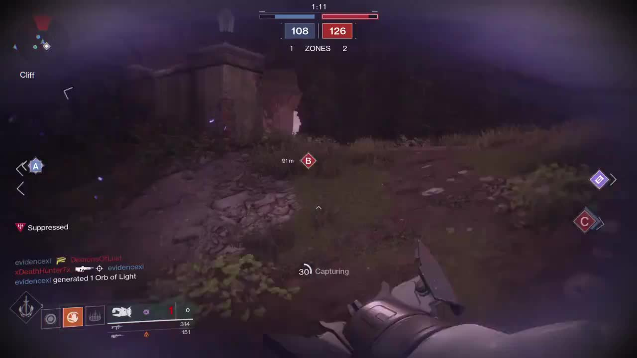 destiny2, ilovemydeadgaydestiny, ilovemydeadgaydestiny - #PS4share GIFs