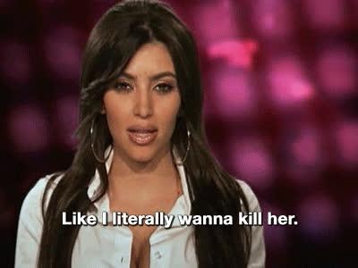 kim kardashian, 9. Stop saying things that are politically correct. GIFs