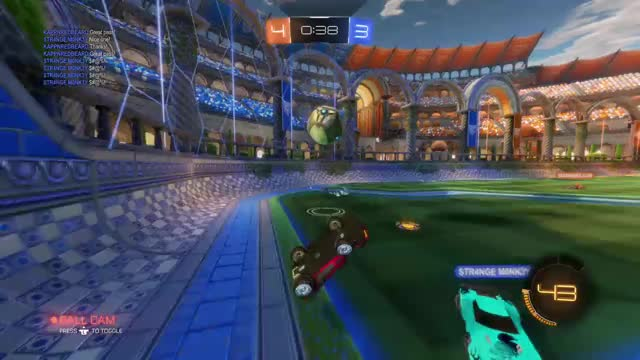 Watch and share Homing Missile GIFs and Rocket League GIFs by corsock89 on Gfycat
