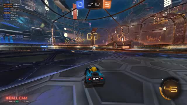Watch and share Rocket League GIFs by 9 kills on Gfycat