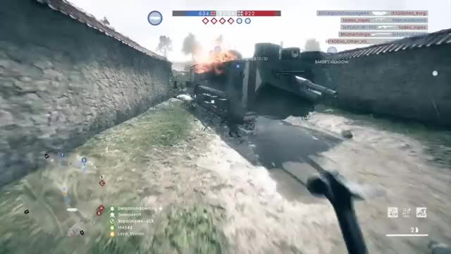 Watch Battlefield 1 Crushed GIF on Gfycat. Discover more PS4share, Lord_Vinton, PlayStation 4, SHAREfactory™, Sony Interactive Entertainment, battlefield one, {5859dfec-026f-46ba-bea0-02bf43aa1a6f} GIFs on Gfycat
