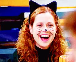 Watch and share The Office Edit GIFs and Jenna Fischer GIFs on Gfycat