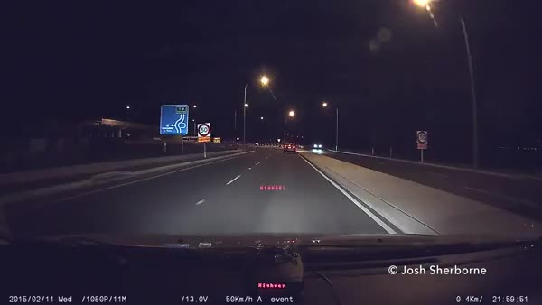 Watch New Zealand Meteor Mid-Air Explosion Caught on Dash Cam GIF on Gfycat. Discover more gfycats GIFs on Gfycat