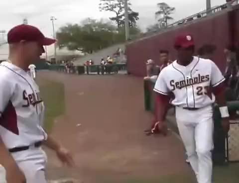 Watch and share Handshake GIFs and Baseball GIFs on Gfycat