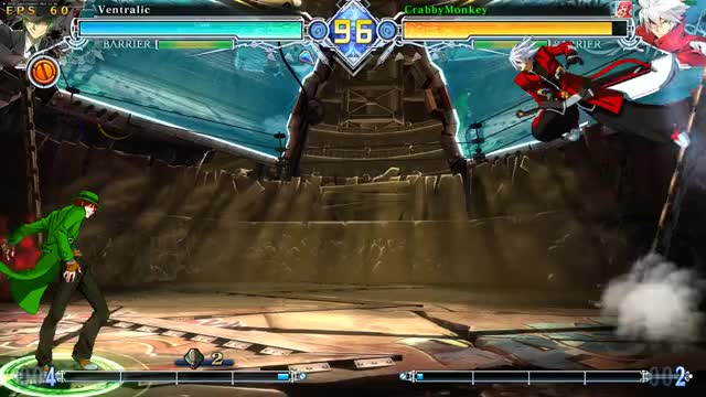 Watch and share Blazblue GIFs and Hazama GIFs by crabby on Gfycat