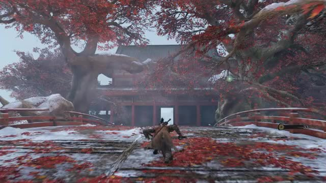 Watch and share SEKIRO SHADOWS DIE TWICE CORRUPTED MONK GIFs by Thahseen Ali on Gfycat
