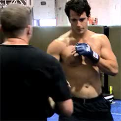 Watch this trending GIF on Gfycat. Discover more *1k, *h, Henry Cavill, Man of Steel, cavilledits, workout GIFs on Gfycat