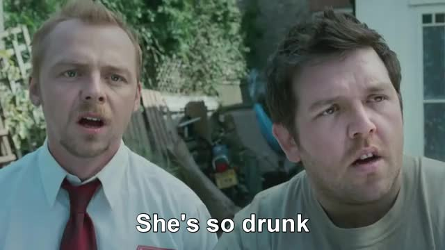 Watch and share Nick Frost GIFs and Simon Pegg GIFs by alexjamesgray27 on Gfycat
