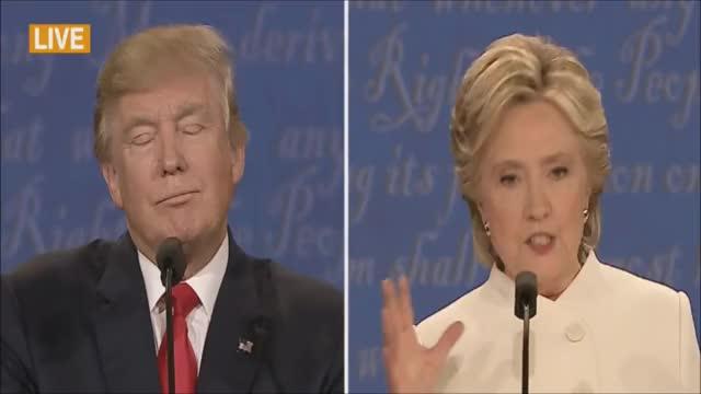 Watch and share Debatenight GIFs on Gfycat