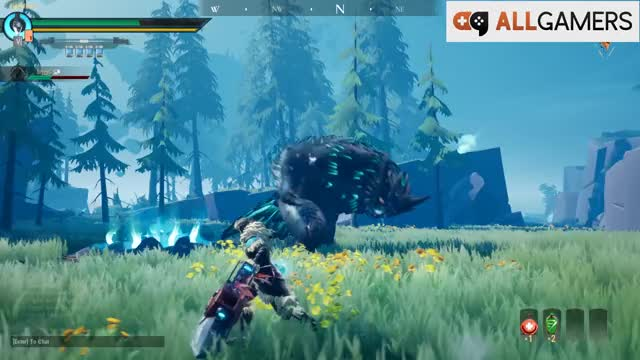 The best weapon types in Dauntless | AllGamers