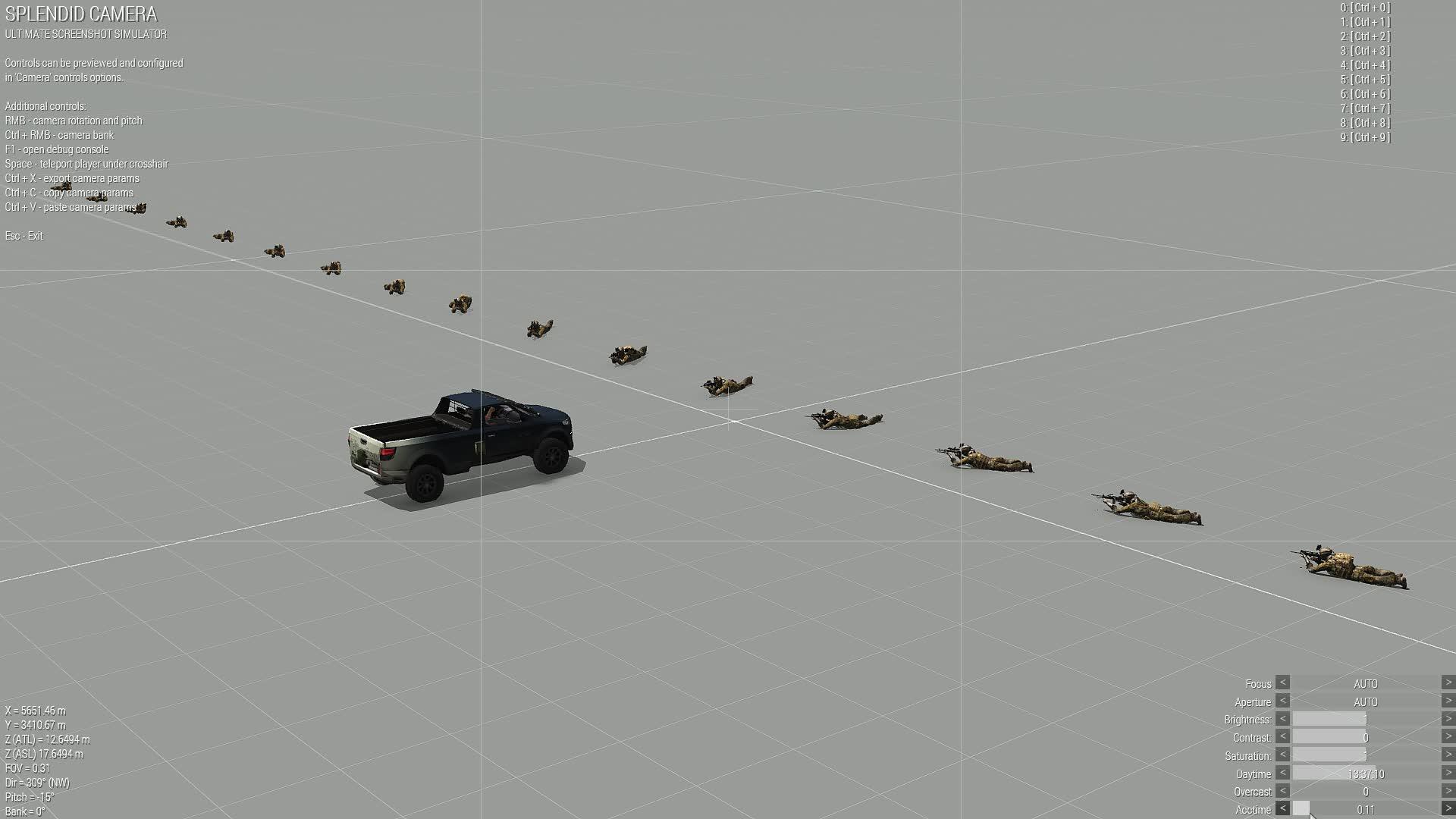 Arma 3 VBIED Test GIFs