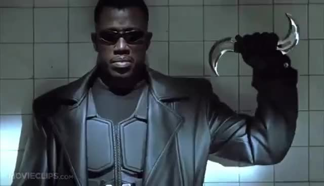 Watch this blade GIF on Gfycat. Discover more blade, owenage, wesley snipes GIFs on Gfycat