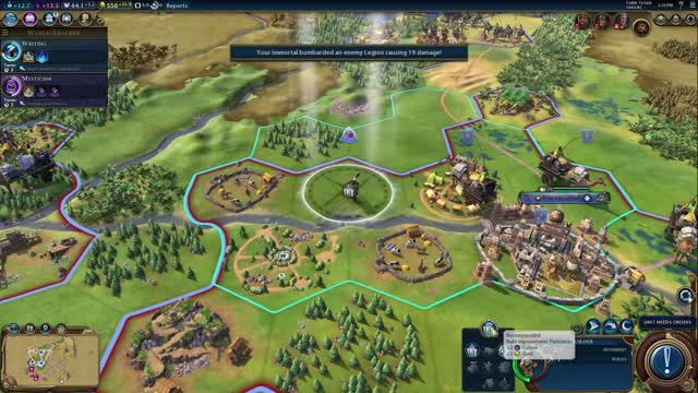 Watch and share Strategy Video Game GIFs and Firaxis GIFs by arrioch on Gfycat