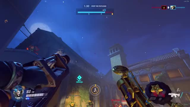 Watch Aerial GIF by dandab on Gfycat. Discover more dandab, junkrat, overwatch GIFs on Gfycat