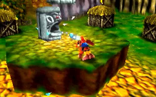 Watch and share Banjo Kazooie GIFs and Nintendo 64 GIFs on Gfycat