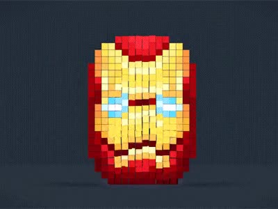 Watch and share GIF (Iron Man & Deadpool) Animation GIFs on Gfycat
