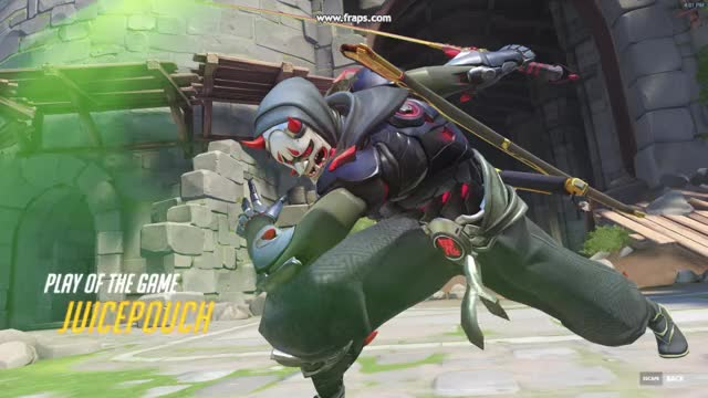 Watch and share Overwatch 2017-11-06 16-01-04-84 GIFs by juicepouch on Gfycat