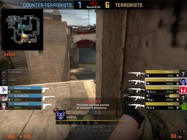 Watch and share Counter-Strike Global Offensive 2019-08-08 22-31-44 GIFs on Gfycat