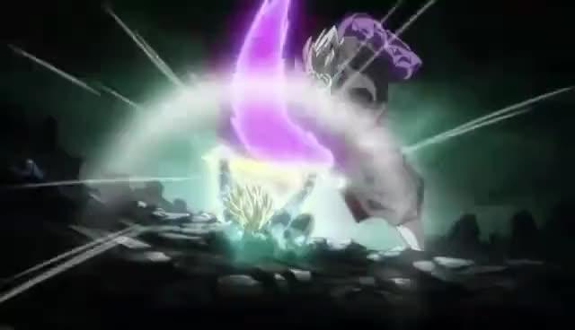 Watch and share Trunks Kills Zamasu - (Episode 66) GIFs on Gfycat