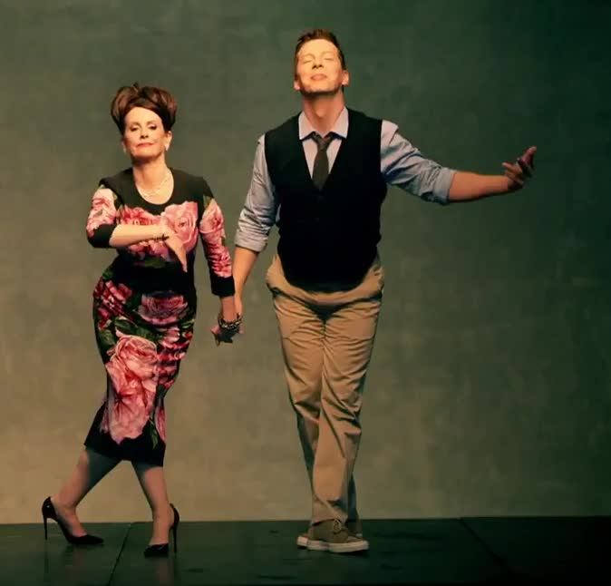 bow, will and grace, you're welcome, karen and jack GIFs