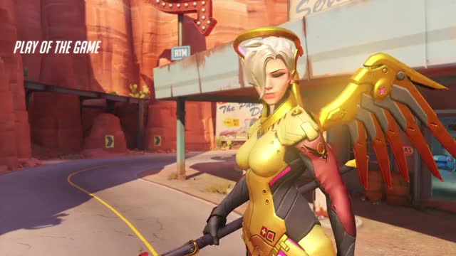 Watch Mercy OP pls don't nerf GIF by CiscoAtTheDisco (@ciscoatthedisco) on Gfycat. Discover more Mercy, Overwatch, Potg GIFs on Gfycat