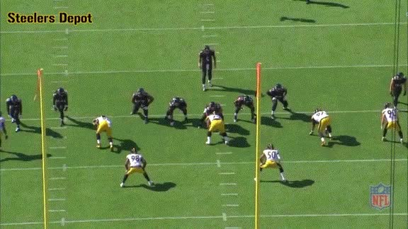 Watch and share Shazier-ravens-2 GIFs on Gfycat