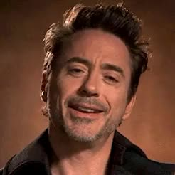 Watch Robert Downey Jr. GIF on Gfycat. Discover more I love you, PEFECTION, RDJ´s smile, Robert Downey Jr, i love robert downey jr, sexy GIFs on Gfycat
