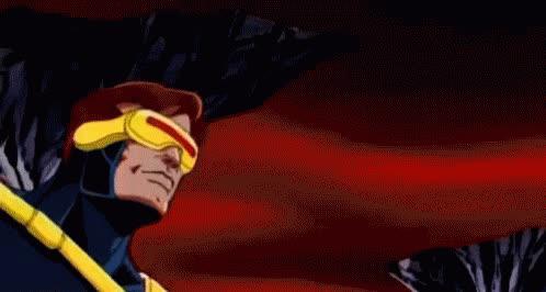 cyclops, marvel, mutant, scott summers, x-men, XMen Cyclops GIFs