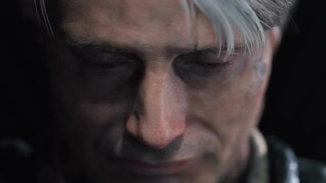 Watch and share Death Stranding GIFs and Mads Mikkelsen GIFs by 張秀音 on Gfycat