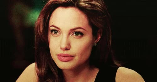 Watch and share Angelina Jolie GIFs by Reactions on Gfycat