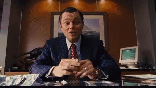 Watch and share The Wolf Of Wall Street GIFs on Gfycat