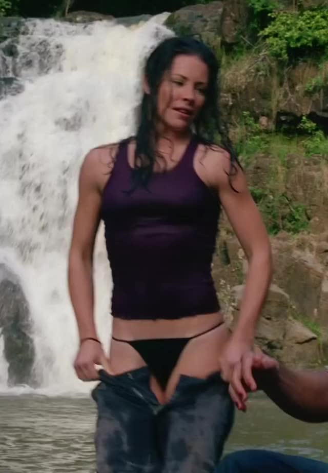 Watch this evangeline lilly GIF by @linusvan on Gfycat. Discover more celebrity, celebs, evangeline lilly, lost GIFs on Gfycat