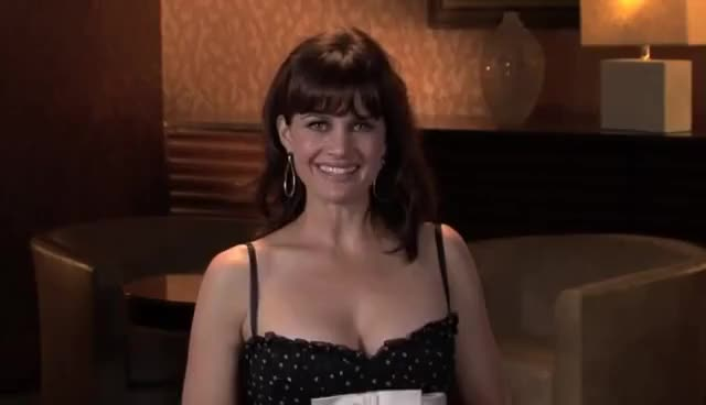 Watch and share Carla Gugino GIFs and Blow Kiss GIFs on Gfycat