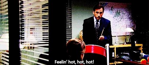 feeling hot hot hot GIFs