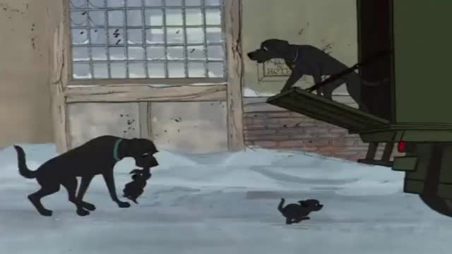 Watch and share 101 Dalmatians - Car Chase HD GIFs on Gfycat