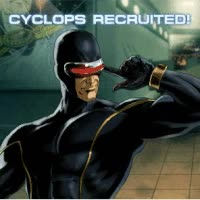 Watch and share Cyclops GIFs on Gfycat