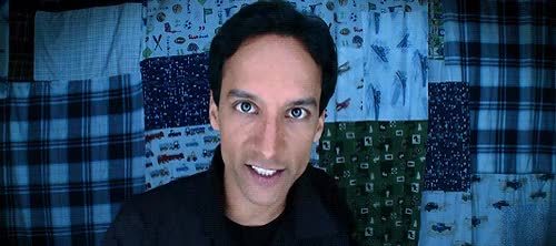 Watch and share Danny Pudi GIFs on Gfycat